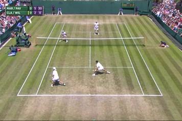 Tổng hợp những hình ảnh hài hước của Wimbledon 2017