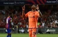 Tân binh Solanke lập công, Liverpool thắng Crystal Palace 2 - 0