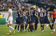 """PSG đánh bại Roma sau loạt luân lưu """"cân não"""""""