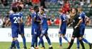 Leicester chật vật thắng West Bromwich sau loạt đấu súng kịch tính
