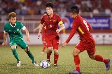 """Video: Tấn công mãn nhãn, U23 Việt Nam """"hủy diệt"""" U23 Macau 8 - 1"""