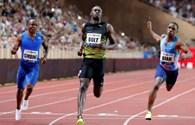 Usain Bolt xuất sắc giành vàng nội dung 100m tại giải Diamond League