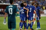 Chelsea dễ dàng vượt qua Arsenal 3 - 0 trong trận derby London trên đất Trung Quốc