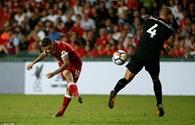 Ngược dòng ngoạn mục 2 - 1 trước Leicester, Liverpool đăng quang Premier League Asia Trophy