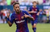 Neymar rực sáng với cú đúp giúp Barca thắng Juventus 2 - 1