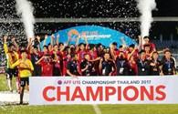 """Video: Hạ gục U15 Thái Lan ở loạt """"đấu súng"""" cân não, U15 Việt Nam vô địch Đông Nam Á"""