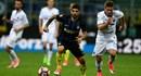 """Inter Milan """"hạ gục"""" Lyon bằng một bàn thắng duy nhất của Jovetic"""