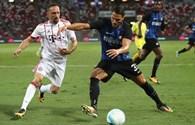 """Bayern Munich thua """"sấp mặt"""" Inter Milan 0-2"""
