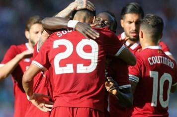 """Tân binh """"nã đạn pháo"""", Liverpool thắng đậm Hertha Berlin"""