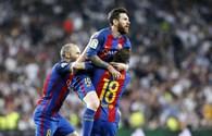 Thắng nghẹt thở Real Madrid, Barca đăng quang Internacional Champions Cup 2017