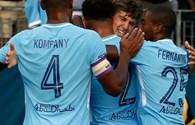 Tottenham thua tan nát 0-3 trước Man City