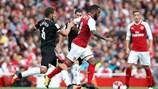 Thua Sevilla, Arsenal vẫn lần thứ 5 đăng quang Emirates Cup 2017