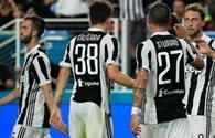 Juventus thắng kịch tính AS Roma ở loạt penalty cân não