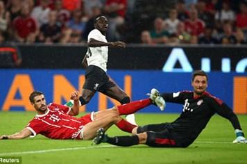 Bayern Munich thua thảm 0 - 3 trước Liverpool