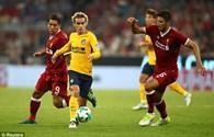 Thắng Liverpool ở loạt luân lưu, Atletico lên ngôi vô địch Audi Cup 2017