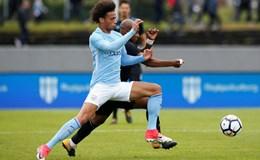 Man City dễ dàng giành chiến thắng 3 - 0 trước  West Ham