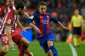 """Chưa hết sốc sau sự ra đi của Neymar, Barca bị """"Tí hon"""" Gimnastic cầm hòa 1 - 1"""