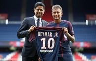 Neymar rạng rỡ ra mắt trong màu áo PSG