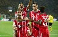 Đánh bại Dortmund sau loạt luân lưu nghẹt thở, Bayern giành siêu cúp Đức