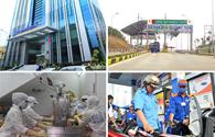 Kinh tế 24h: Sacombank thoái sạch vốn khỏi công ty liên quan ông Trầm Bê; Lùm xùm quy hoạch cao tốc Thái Nguyên - Bắc Kạn