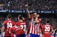 Atletico có chiến thắng chật vật 3 - 2 trước Brighton