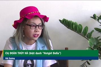 Phẫn nộ với câu trả lời của Bella trên sóng truyền hình: Phả khói thuốc vào mặt con do bầu sô bảo thế