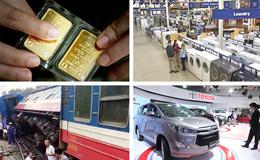 Kinh tế 24h: Ôtô Nhật giảm giá hàng trăm triệu tại Việt Nam; Máy giặt Samsung, LG bị điều tra tại Mỹ