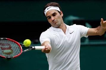Federer tiếp tục phong độ ấn tượng khi lội ngược dòng ngoạn mục 2 - 1 trước Ferrer