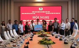 LĐLĐ Thanh Hoá và Tập đoàn Dầu khí tăng cường hợp tác