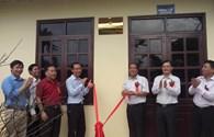 LĐLĐ tỉnh Vĩnh Phúc: Gắn biển 4 công trình chào mừng 85 năm Công đoàn Việt Nam