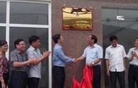 LĐLĐ tỉnh Vĩnh Phúc: Gắn biển công trình nhà khách Công đoàn Tam Đảo