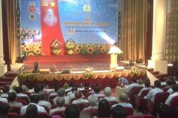 LĐLĐ tỉnh Phú Thọ: Đón nhận Huân chương Độc lập hạng Nhì