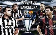 """Juventus - Barcelona: Bộ 3 siêu đẳng """"MSN"""" đấu hàng thủ bêtông """"mác Italia"""""""