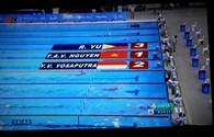 Ánh Viên lại có thêm kỷ lục SEA Games