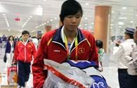 Ánh Viên sẽ về TP.Hồ Chí Minh tối nay