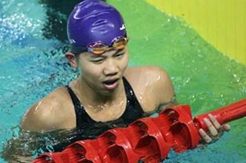 Giải bơi VĐTG 2015: Ánh Viên dừng bước ở vòng loại nội dung 200m tự do