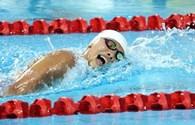Ánh Viên vào chung kết World Cup bơi lội nội dung 200m hỗn hợp