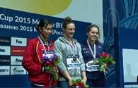 Ánh Viên giành HCB 400m hỗn hợp Cúp thế giới