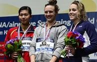 Ánh Viên giành HCĐ 400m hỗn hợp cá nhân Cúp thế giới tại Pháp
