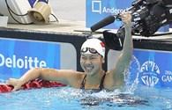 Ánh Viên giành 7 HCV tại giải bơi các nhóm tuổi châu Á 2015 tại Thái Lan