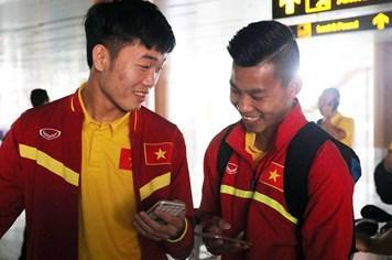 Di chuyển 400km, tuyển Việt Nam được ở khách san 5 sao để đá trận thủ tục với Campuchia