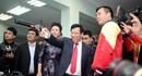 Bộ trưởng VHTTDL Nguyễn Ngọc Thiện thăm các VĐV đầu xuân Đinh Dậu