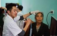 Hơn 600 người dân nghèo được khám bệnh miễn phí