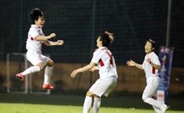 """Vòng loại Asian Cup nữ 2018: Đánh bại Iran, Việt Nam hẹn Myanmar ở """"chung kết"""""""