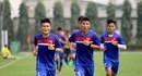 """HLV Hoàng Anh Tuấn: """"Thể lực của U20 Việt Nam đã nâng lên rất nhiều"""""""