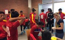 Văn Hậu, Tấn Tài có sức bền tốt nhất U20 Việt Nam