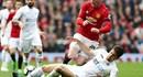 Bị Swansea cầm hoà, Man United lại chênh vênh cuộc đua top 4