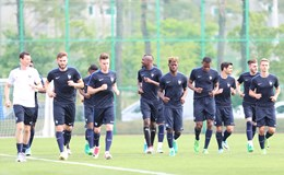 Vắng Mbappe, U20 Pháp đặt kỳ vọng vào con trai cựu hậu vệ vô địch Wolrd Cup 98