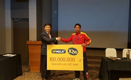 """U20 Việt Nam được tiếp """"doping"""" trước World Cup"""