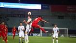 """Hòa U20 New Zealand 0-0, U20 Việt Nam """"làm nên lịch sử"""""""